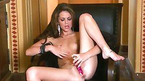 Kierra Winters, Banana, Fake Tits, Jerking, Masturbation, Shaved Pussy