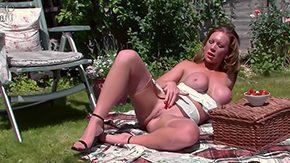 Ashleigh Embers HD porn tube English Cuntry Garden Ashleigh Embers