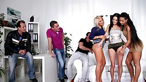 Swingers, Anal, Assfucking, Big Natural Tits, Big Tits, Black