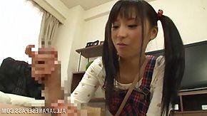 Tail, Asian, Asian Teen, Blowjob, Cute, Japanese