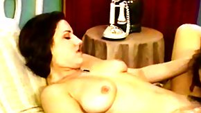 Vintage Hairy Pussy, Antique, Bed, Big Cock, Big Pussy, Big Tits