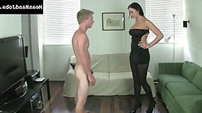 Alexis Grace, Ball Kicking, Ballbusting, Best Friend, Boots, Cum