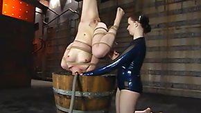 Torture, BDSM, Brunette, Humiliation, Latex, MILF