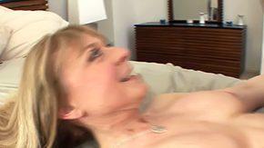 Cougar Stockings, Aunt, Big Tits, Boobs, Cougar, Garter Belt