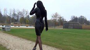 Walk, High Definition, Leather